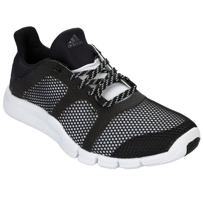 Adidas Performance para para para mujer Adipure Flex Entrenadores Negro UK 3.5 AQ1950  descuento de ventas en línea