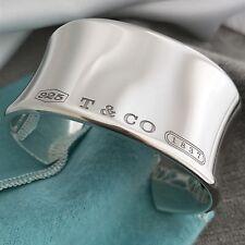 Tiffany & Co 1837 Extra Wide Cuff Bracelet