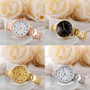 Elegant-Women-s-Ladies-Quartz-Watch-Stainless-Steel-Analog-Quartz-Wrist-Watches