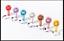 miniature 1 - BTS BT21 Mini Hand Fan Line Friends Official Portable Baby Handheld k-pop