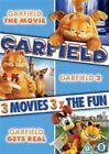 Garfield Collection 5039036039321 DVD Region 2