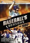 VG Baseball's Seasons The 1980s DVD 2014