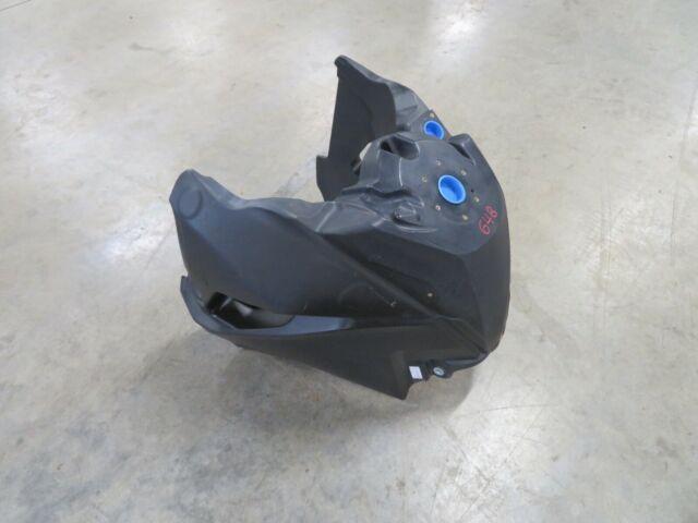 Gas Fuel Tank Cap Cover for KTM 1290 SUPER ADVENTURE T 15-18 Real Carbon Fiber