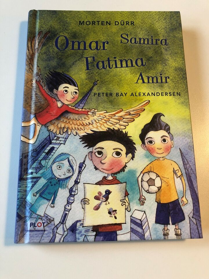 Omar Samir Fatima Samira, Morten Dürr & Peter Bay