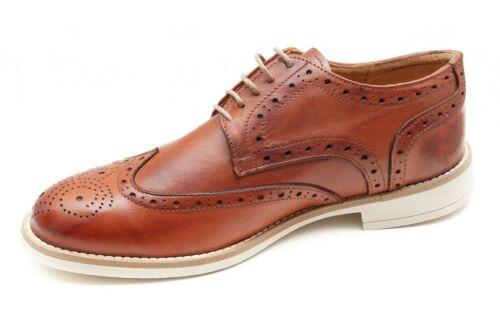 parigine de cordones hombre de de zapatos y con cordones Elegantes camello hombre Zapatos con 08qw6vvn