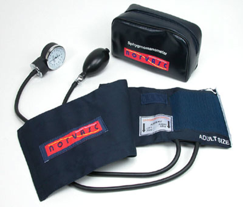 Blood Pressure Cuff  Sphygmomanometer large adult size