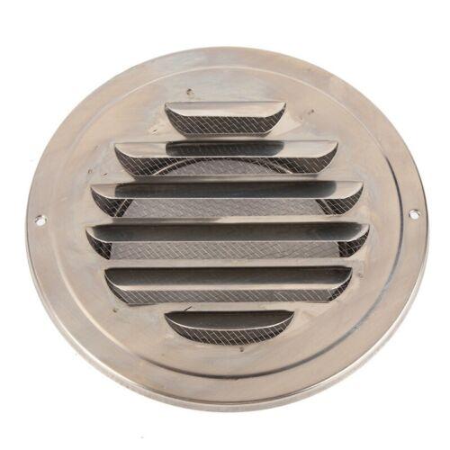 100Mm Couvercle De Ventilation En Acier Inoxydable Pour Grille D/'Aération C S6Q8