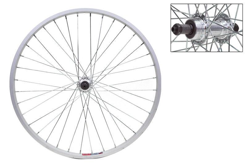 WM Wheel Posteriore 24x1.5 507x19 Aly Sl 36 Aly Fw 567sp Qr Sl 135mm 14gucp