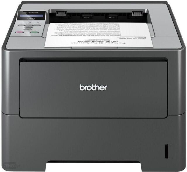 Brother HL-6180DW Laserdrucker DIN A4  Duplex WiFi/WLAN USB 15.107 Seiten #36