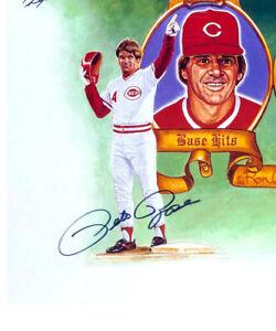 Baseball-THE-KINGS-Pete-Rose-Hank-Aaron-Nolan-Ryan-Rickey-Henderson-REPRINT