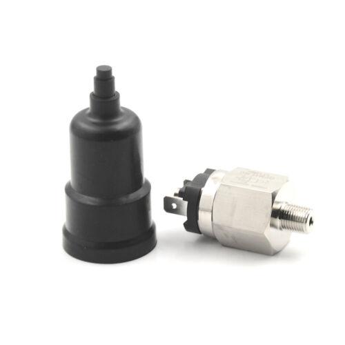 1//8 /'/' einstellbare QPM11-NC Druckschalter-Draht-Außengewindedüse YRDE