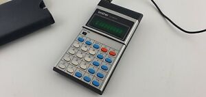 Brother 508ER calculator vgc with charger and ovp