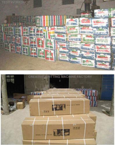 Nouveau K transport Jeu Complet Pour Brother KH230 9 mm /& KH160 6 mm machine à tricoter