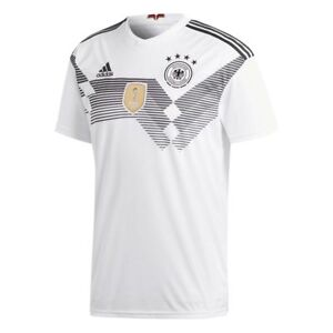 White Soccer Cup Fifa Wc 2018 Germany Home Adidas Black World Jersey RfHT6xq