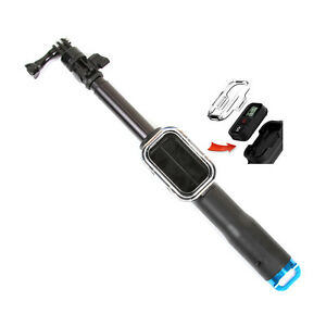 selfie stick monopod pole remote control box for gopro hero 4 3 3 2 sj camera. Black Bedroom Furniture Sets. Home Design Ideas