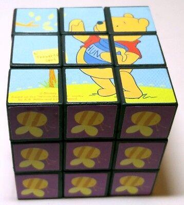 Nuova Moda Winnie Pooh Puzzle Cubo Di Rubix (non Un Fidget Spinner!)-mostra Il Titolo Originale Conveniente Da Cucinare