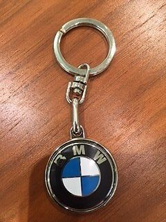 80-23-0-444-663 BMW Logo Key Ring Pendant
