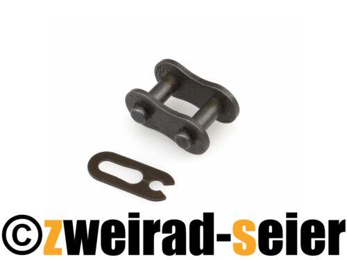 Kettenschloß para roles simples cadena 12,7x6,4x8,51 din8187 116 rollos MZ rt125