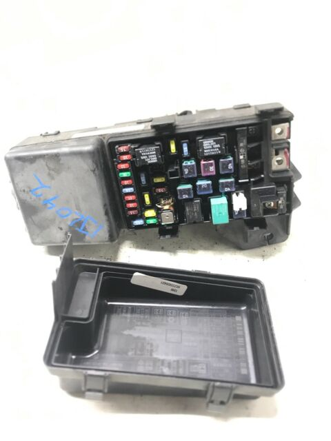 Engine Fuse Box 2 4l Honda Accord 2003 2004 2005 2006 2007