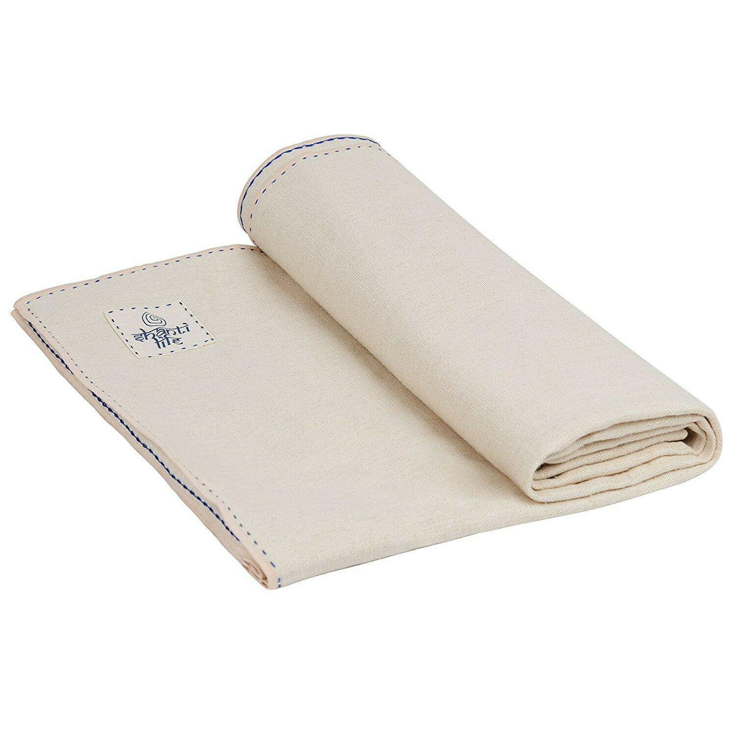 Hemp Yoga Towel, organic hemp specially woven, non slip, anti bacterial.
