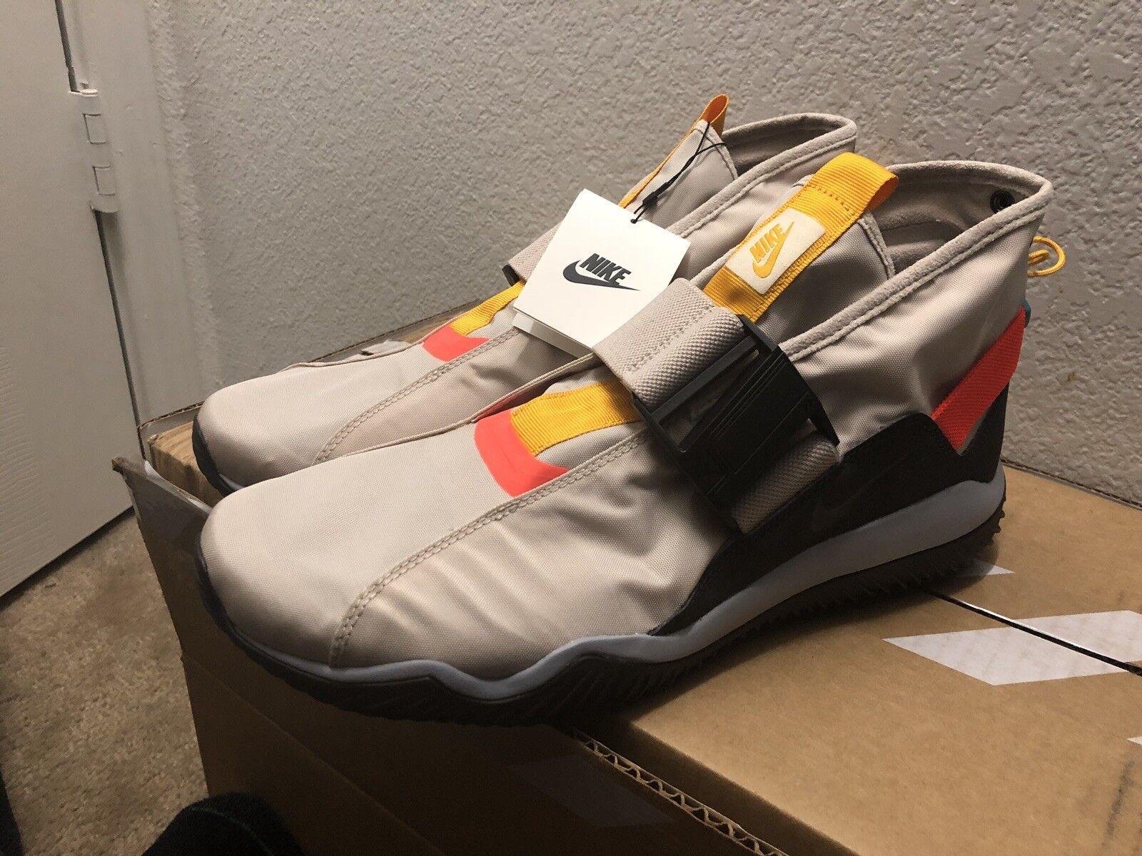 Nike Komyuter SE Shoes KMTR Birch Khaki Brown AA0531 200 Men's Comfortable