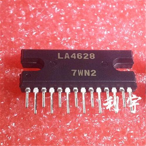 5PCS SANYO LA4628 ZIP-14 Two-Channel 20 W BTL Audio Power