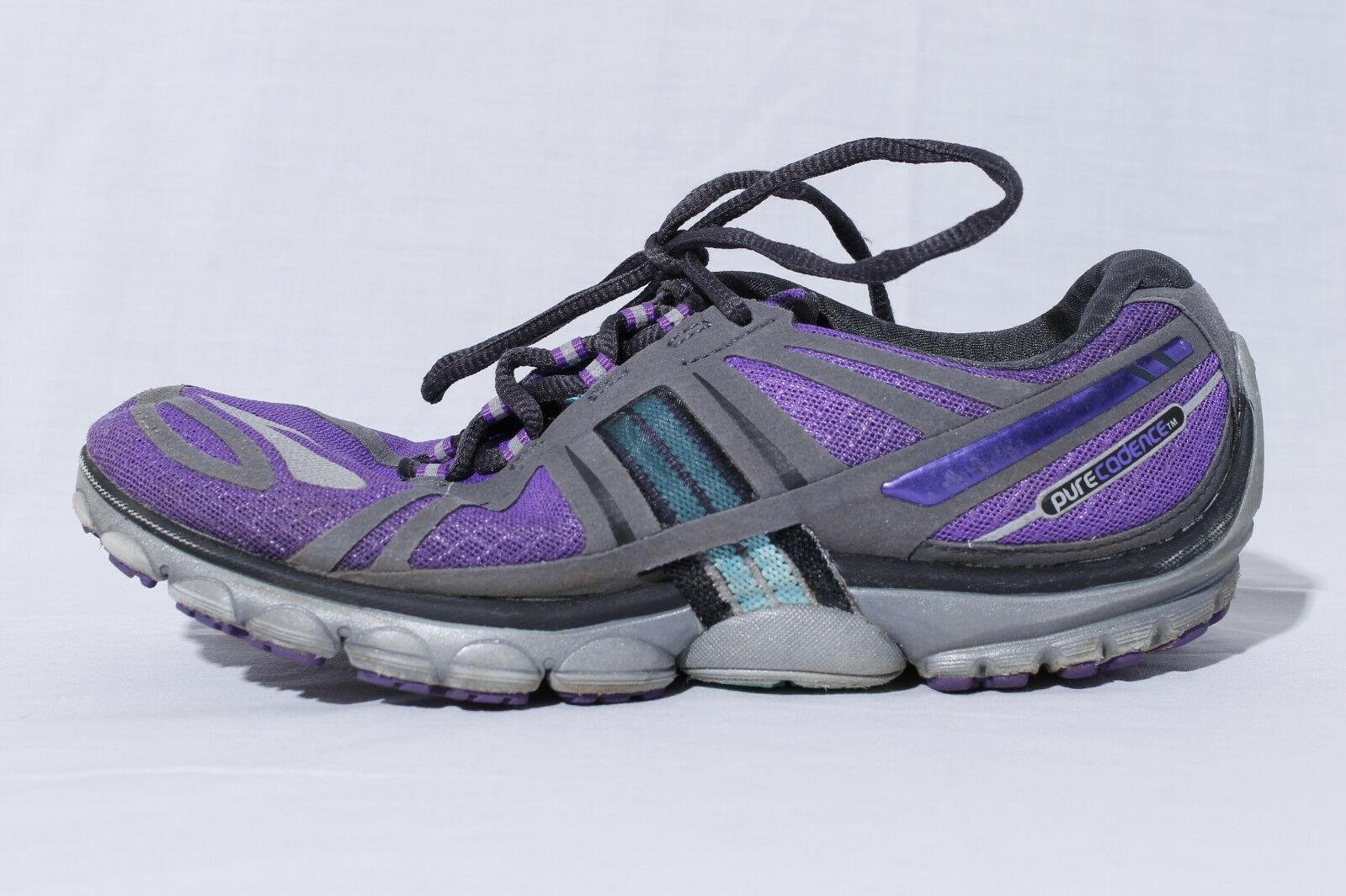 Brooks Pure Cadence Women's Purple Running shoes sz US 8 M