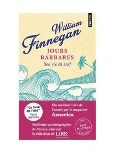 Jours Barbares de William Finnegan (Points) - Neuf