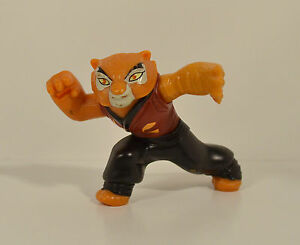 2011 Master Tigress 3 5 Mcdonald S Happy Meal Action Figure 3 Kung