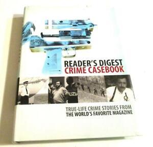 Crime Casebook: True-Life Crime Stories from the World's Favorite Magazine Hc/dj