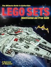 The Ultimate Guide to Collectible LEGO® SETS by Ed Maciorowski and Jeff Maciorowski (2015, Paperback)