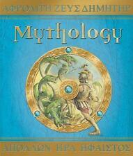 Ologies: Mythology by Hestia Evans (2007, Hardcover)