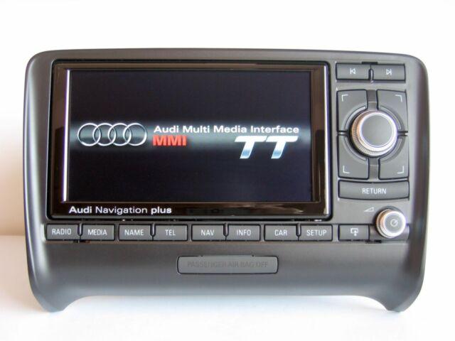 2017 h07 audi tt tts ttrs rns e mk2 led 2017map dvd sdhc media rh ebay co uk Audi A4 Navigation Audi A8 Navigation