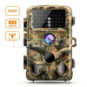 Campark-Trail-Wild-game-Camera-14MP-FHD-1080P-Waterproof-IR-Hunting-Night-Vision