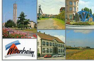 68-WITTENHEIM-multivues-souvenir-de-chevalement-voiture-car-2006-Haut-Rhin