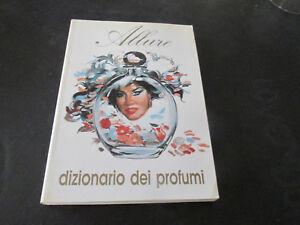 Book-Allure-Dizionario-Dei-Perfume-1988-Great-Stato
