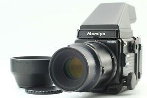 N-Nuovo-di-zecca-Mamiya-RZ67-Pro-II-D-IID-Sekor-Z-180mm-f-4-5-W-N-120-Film-Retro-II-Giappone