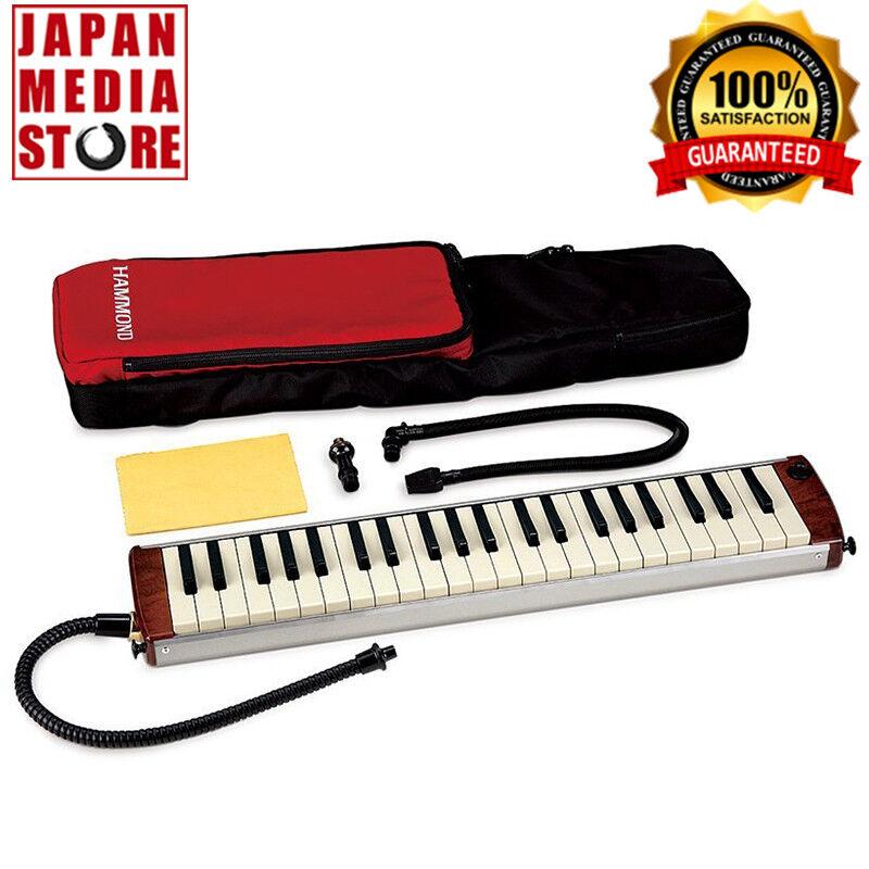 SUZUKI HAMMOND PRO-44H 44 Wind Keyboard Melodica 100% Genuine