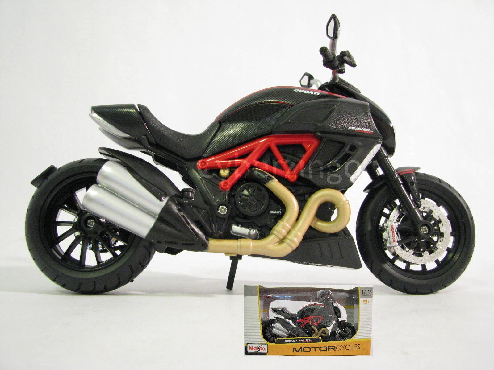 Ducati maisto modelo moto modelo Super Sport s rojo 1:18 nuevo!!!