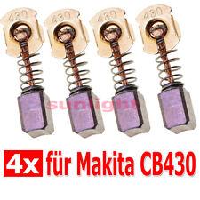 6337D 6317D Kohlebürsten Kohlen für Makita 191971-3 A22 6347D 6207D