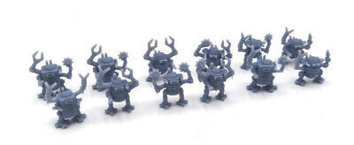Resin Epic 6mm Scale Orc Ork Dreadnought Kanz Deff Killa Warhammer 40k 40000