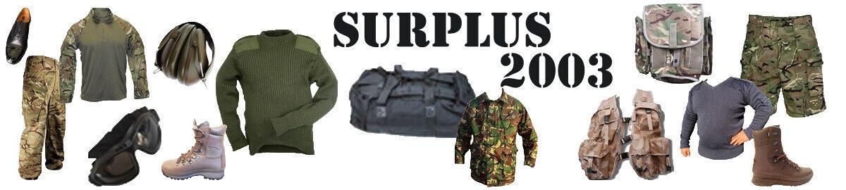 surplus2003