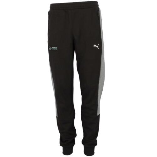 Neuf Pantalon de survêtement Puma Mapm sweat pants 2 black Noir 19720