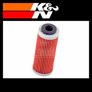 K-amp-N-Oil-Filter-Powersports-Motorcycle-Oil-Filter-Husqvarna-Fits-KTM-KN-652