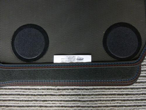 $$$ Original Lengenfelder Fußmatten passend für BMW 6er M6 F06 Gran Coupe NEU