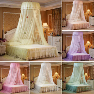 Image is loading Dome-Princess-Bed-Canopy-Mosquito-Net-Child-Play- & Dome Princess Bed Canopy Mosquito Net Child Play Tent Curtain for ...