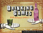 Drinking Games by Summersdale Publishers (Hardback, 2001)