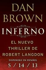 Inferno: En espanol Spanish Edition