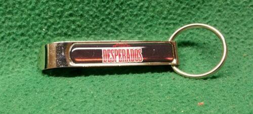 New Key Ring /'Desperadoes/' Tequila Beer Bottle Opener