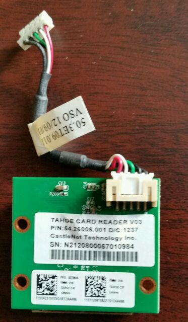 Lenovo Card Reader for ThinkCentre M92z 03T6459